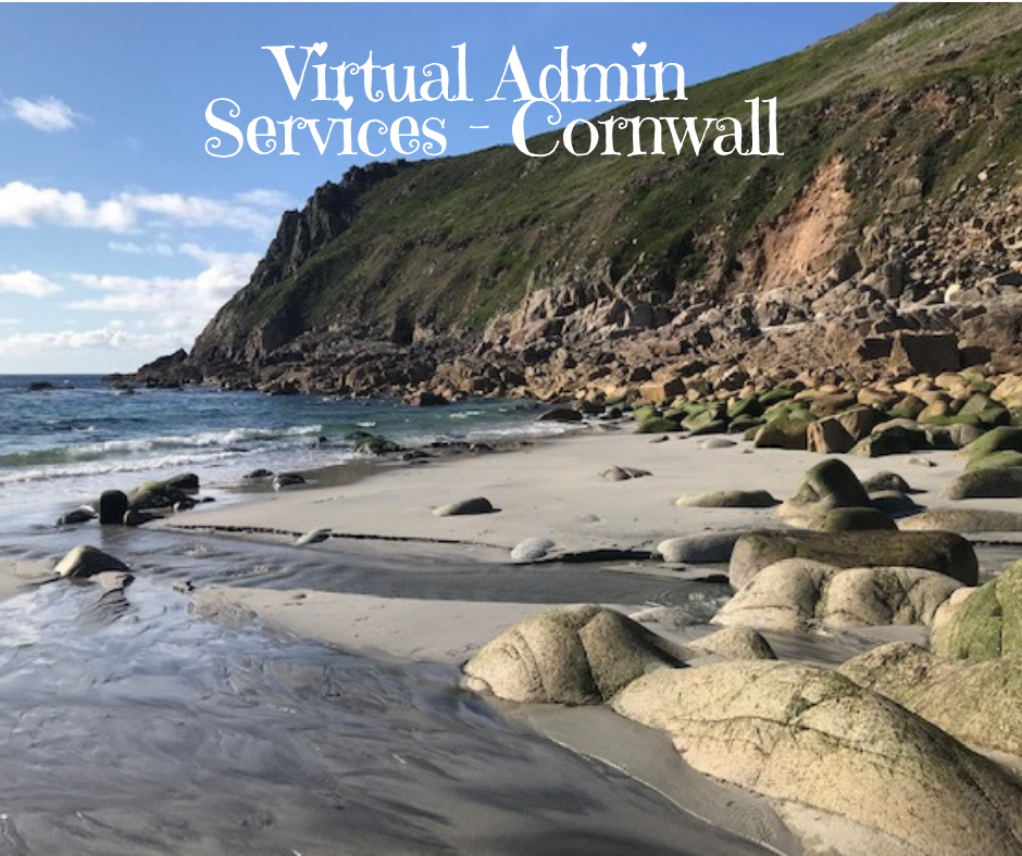 Virtual Admin Services, Cornwall